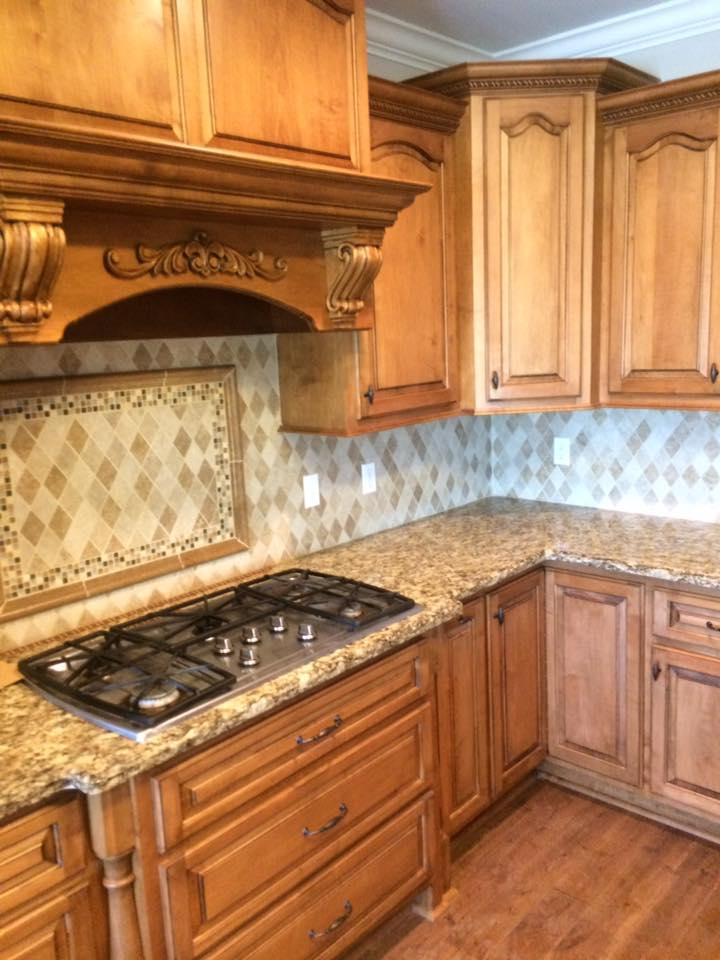 Refinishing Kitchen Cabinets Huntsville Al