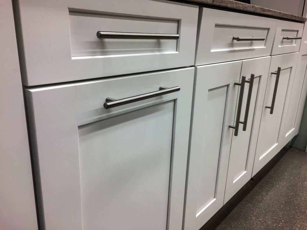 Kitchen Cabinet Hardware Installation